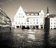 After rain in Tallinn